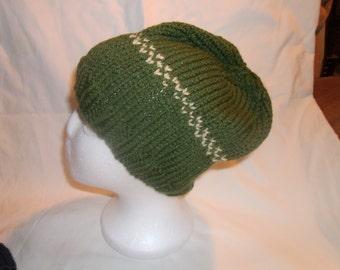 Large winter hat