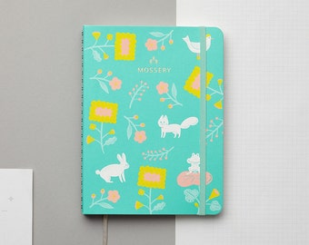 PRE-ORDER Garden Green 2017 Gold Foil Personalized Planner