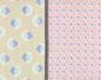 Lollies by Jen Kingwell Designs for Moda - Luna Amulet - Multi - 18120  13 - 1/2 Yard Cotton Quilt Fabric 516