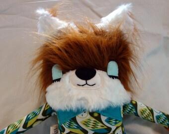 Fox in an Owl Dress