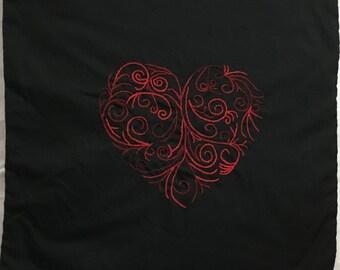 Fandom Inspired: Element of Heart Throw Pillow