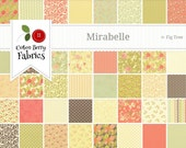 MIrabelle Fat Quarter Bundle by Fig Tree & Co. - One Fat Quarter Bundle - 20220AB