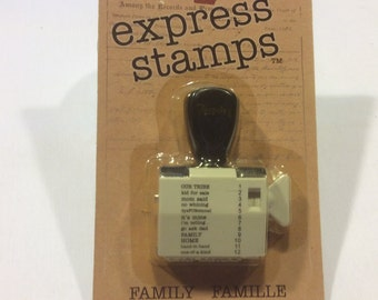 Stamps from 7 Gypsies