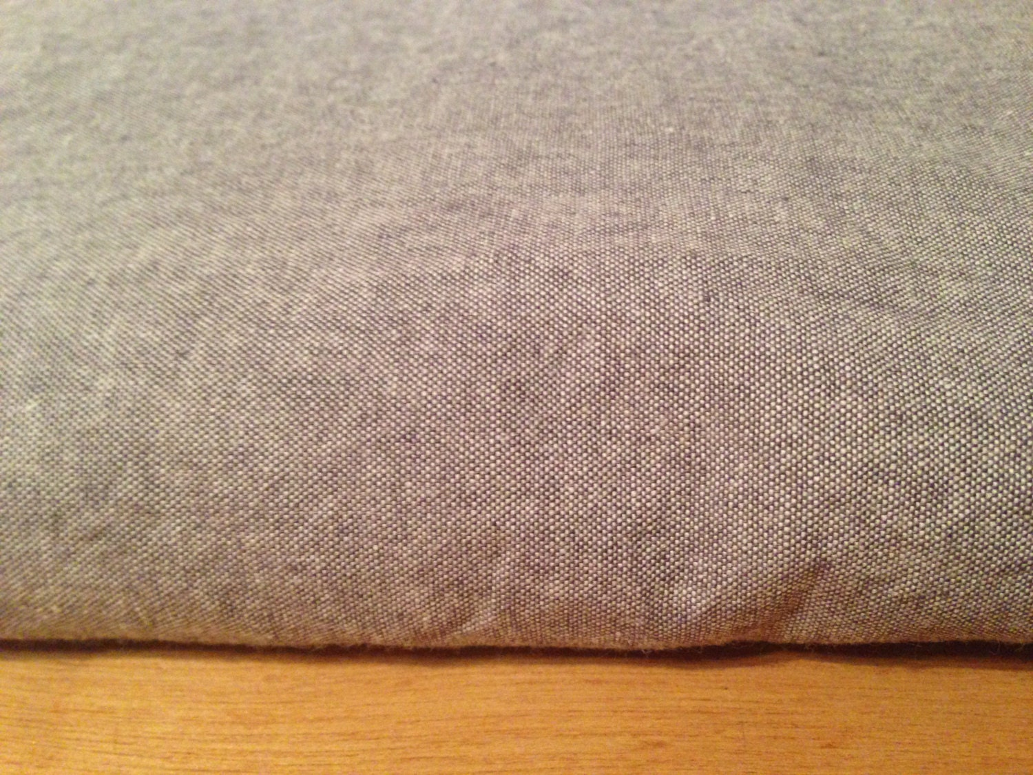 Grey cotton fabric by the yard f48 from splashofluv on for Cotton fabric by the yard
