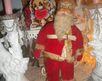 SUMMER SALE Vintage Santa, Santa Collector, Christmas Decor