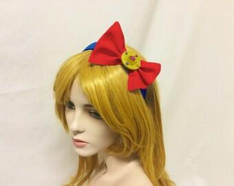 Sailor Moon Bow Headband
