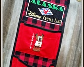 Alaska Themed Fish Extender for Disney Cruise Line DCL Lots of Options