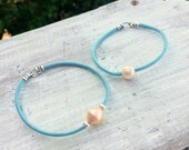 for JEN: Beachy Pearl Bracelet, ZEN by Karen Moore