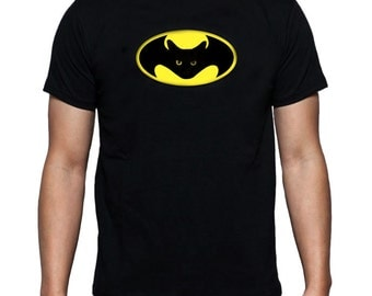 Bat Cat Tshirt