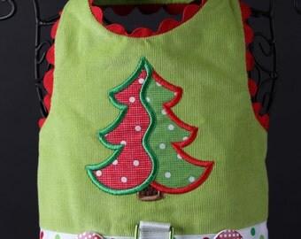 CHRISTMAS:  O' Christmas Tree Dog Harness