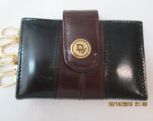 Christian Dior key and card case