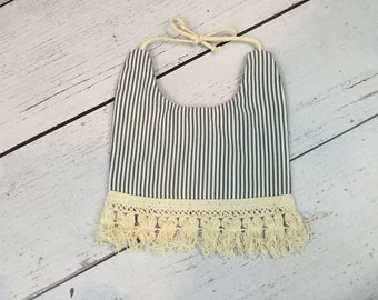 Fashion baby bib