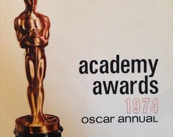 Book, Academy Awards 1974 by Robert Osborne