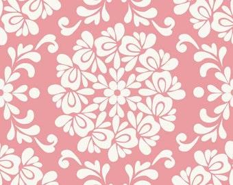 CLEARANCE Sale - 1 Yard - Riley Blake Designs Priscilla Pink Ball SKU C3363-PINK