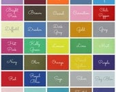 """Fabric swatch - 6"""" x 6"""" sample of fabric used in table runners, cloth napkins, and napkin rings"""