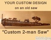 Custom Design 2-Man Saw -...