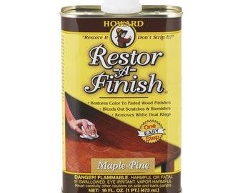 Howards Restor-A-Finish 8oz