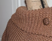 Hand Crocheted Poncho