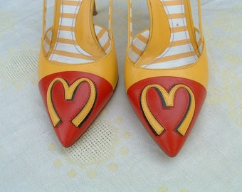 free shipping MOSCHINO size 36  pre owned made in Italy circa 1995 's