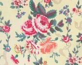 SALE Vintage Designer LAURA ASHLEY Fabric 1980 7 yards