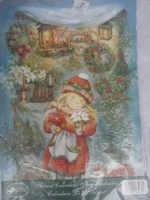 Vintage Unused in Original Packaging Pictura Advent Calendar