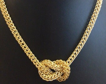 Persian Knot Necklace