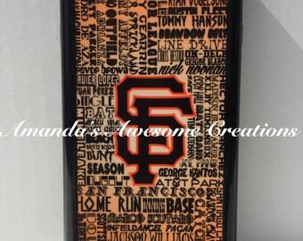 SF Giants Custom Phone Case