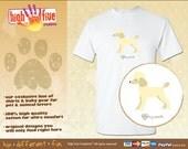 Dog T-Shirt - Poodle