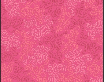 Nature Elements by Art Gallery Fabrics, Hot Pink, NE111