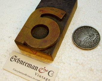 "4"" vintage wood type lower case a. Natural patina. Beautiful old letter."