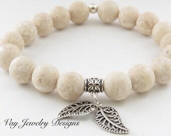 Sterling Silver Bohemian Bracelet