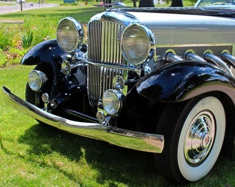 Duesenberg IV (FREE shipping in the U.S. only)