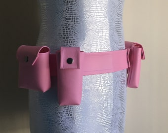 "Hit Girl cosplay belt - 36"""
