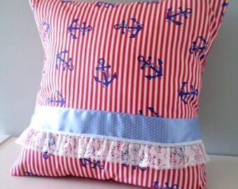 Nautical Anchors Cushion / Pillow cover
