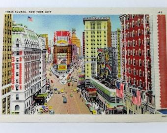 New York Postcards  1940