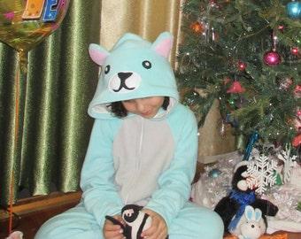 Kids Animal Pajama, Kids Costume, Kids Kigurami