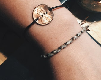 Cheap Luck - Penny Bracelet