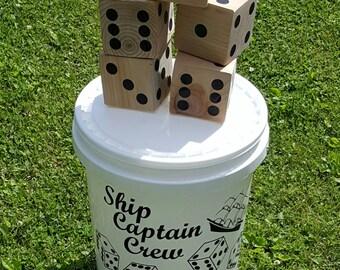 Ship, Captain, Crew