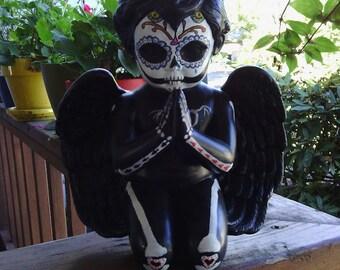 Santos, Sugar Skull Angel Demon