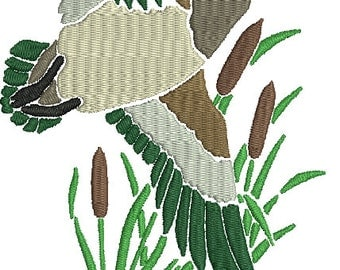 Bird 9 Digitized Machine Embroidery Design