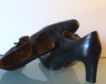 Ralph Lauren Made in Italy Mary Jane  Pumps Size 8.5US