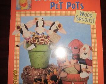 Spoony Pet Pots
