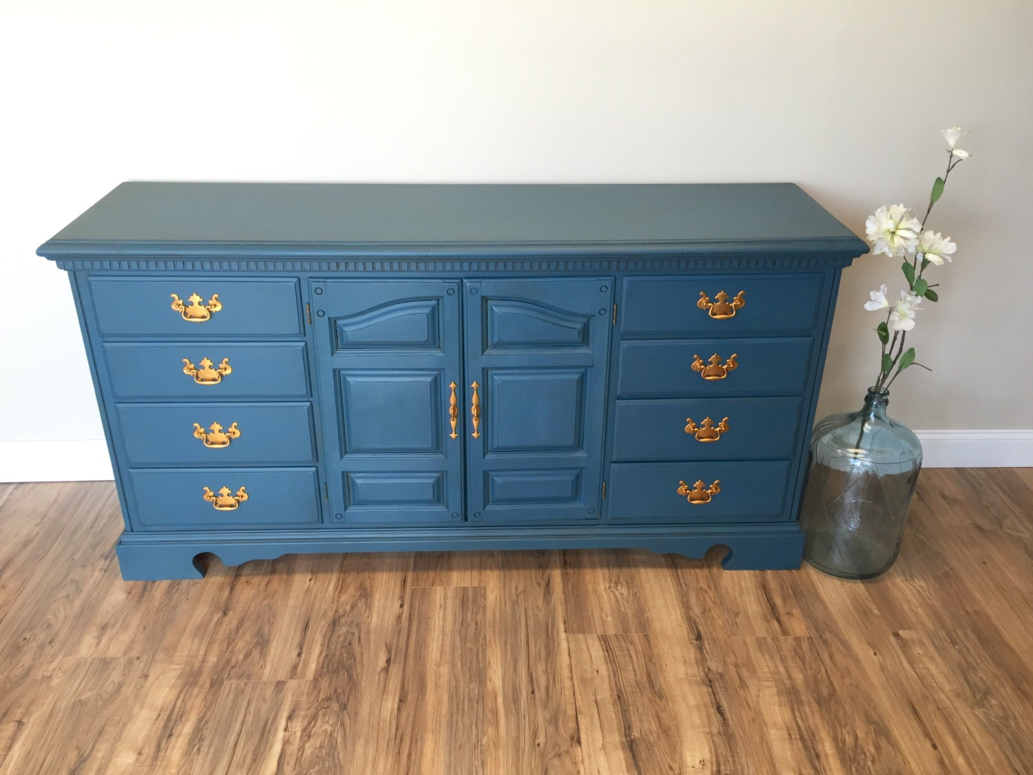 media dresser blue chest of drawers 12 drawer dresser baby nursery furniture blue nursery furniture