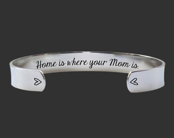 Mothers Day Gift | Mothers Day | Gift for Mom | Mother's Day Gift | Mom Gift | Home is where your Mom is | Korena Loves