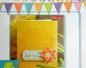Spellbinders Doily Art Embossing Folder from the Celebra'tions Line by Richard Garay - Use for Scrapbooking, Card Making, Other Crafts