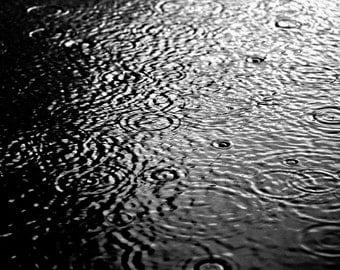 Rainy Day, Rain Photo, Raindrops Photo, Rain Print, Nature Photo, Rainy Night Photo, Rain Picture, Rain Photo, Nature Picture, Rain