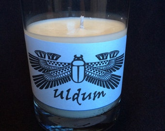 World of Warcraft Uldum Candle