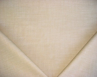 5-1/2 Yards Pierre Frey / Boussac F0556 Collobrieres  Croise in Gypse - Luxurious  Linen Twill Upholstery Drapery Fabric - Free Shipping