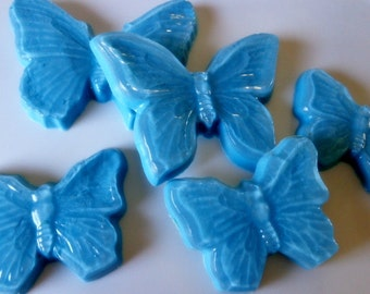 6 Butterfly Soap Gift Set, Soap Sets, Gift and Guest Soap