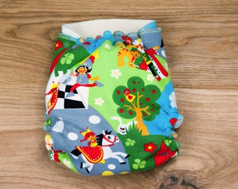 Wool interlock soaker, wool wrap, one size wool wrap, heavy wetter diaper cover, overnight diaper cover